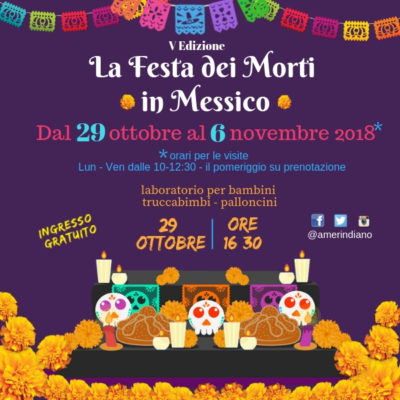La Festa dei Morti in Messico 600x600
