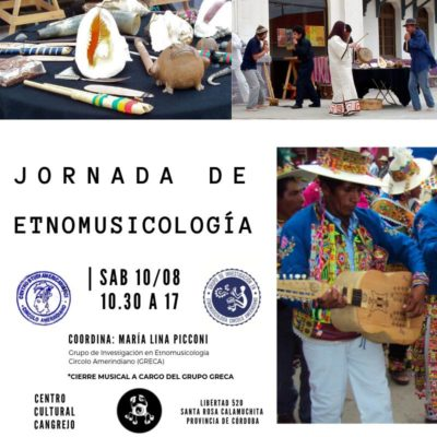 Jornada de etnomusicologia